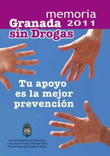 MEMORIA del PROGRAMA GRANADA SIN DROGAS 2010 - 2011