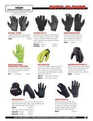 Gloves Damascus