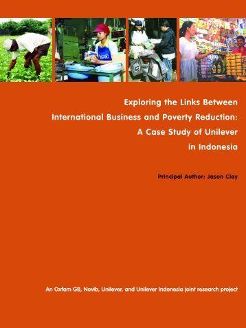Exploring the Links Between International ... - University of St Andrews