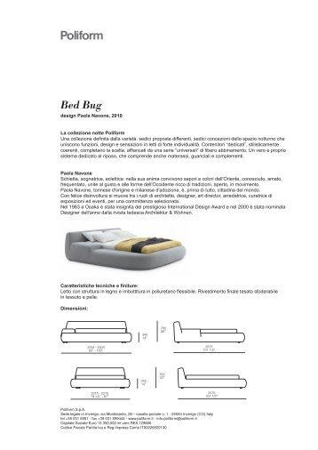 Bed Bug - Studio Italia