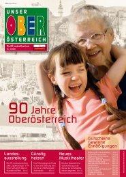 Unser Oberösterreich - Die Oö. Landesillustrierte Nr. 2/2008