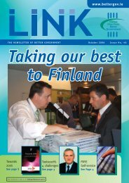 Link Magazine Issue 46 – October 2006 - Department of Public ...