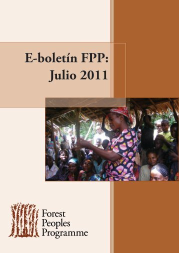 Spanish - Colour - Forest Peoples Programme