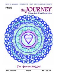 May-June 2008 - The Journey Magazine