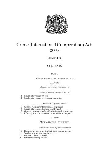 the proceeds of crime act 2002 The power to make a confiscation order derives from the proceeds of crime act 2002 (poca 2002) confiscation orders are available following a conviction confiscation proceedings seek to recover any financial benefit that an individual has gained as a result of his offending.