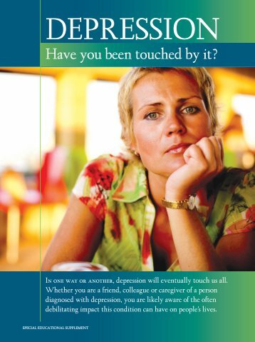 Have you been touched by it? - Institute of Health Economics