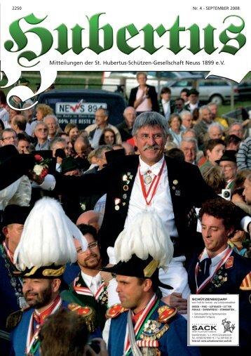04 2008 - St.Hubertus-Schützen-Gesellschaft Neuss 1899 eV