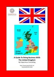 A Guide To Doing Business With UK - let's go export!