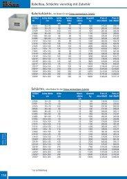 Preisliste 966.38 KB - Beton Bernrieder GmbH, Rosenheim