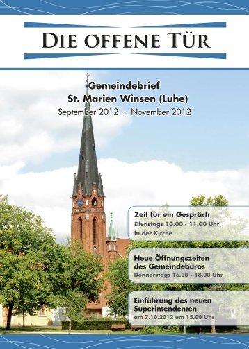 Luhe - St. Marien in Winsen