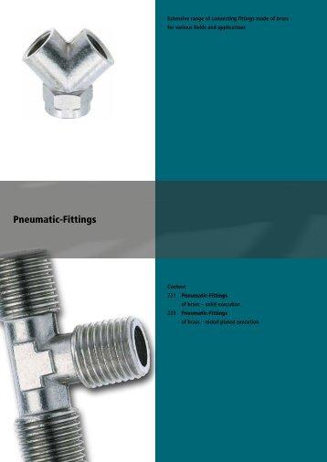 Pneumatic-Fittings