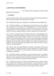 A-kontrakt 4. udbud - Sydtrafik