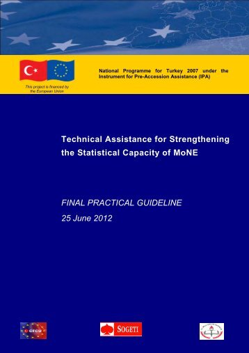 Technical Assistance for Strengthening the Statistical Capacity of ...