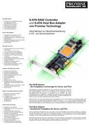 S-ATA RAID Controller