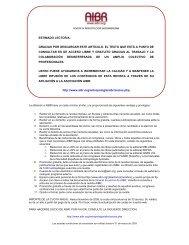 ESTIMADO LECTOR/A: GRACIAS POR ... - Biolinguagem