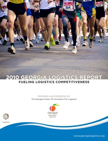 2010 georgia logistics report - The Georgia Center of Innovation for ...