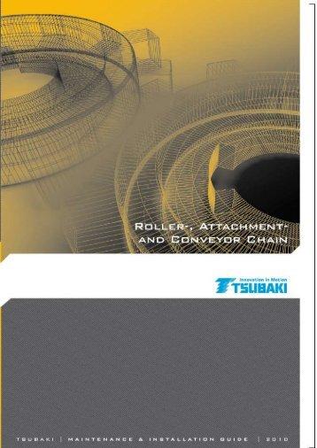 Maintenance & Installation Guide - Tsubaki Europe