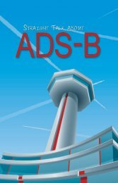 Straight Talk About ADS-B - ADS-B for General Aviation