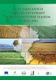 w województwie śląskim - KSOW