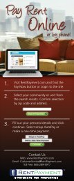 Contact Us - RentPayment