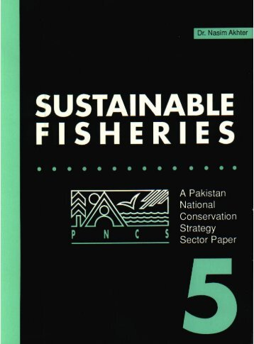 Sustainable Fisheries - Pakistan Water Gateway