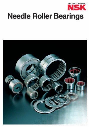 nsk needle bearing