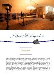 Jochen Dreissigacker - winogrono.de
