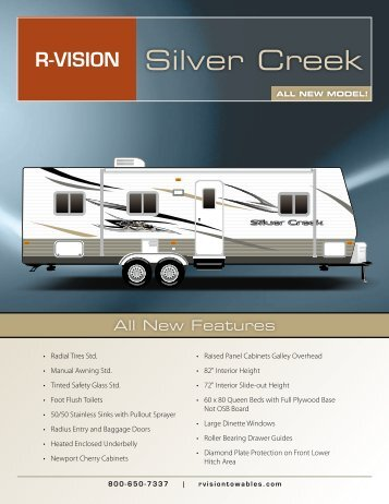 Silver Creek R-Vision - RVUSA.com