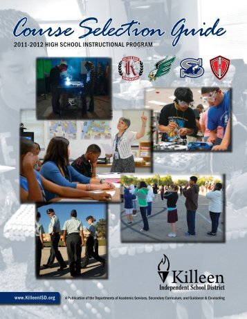 Course Selection Guide - Killeen Independent School District