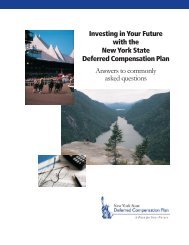 All about your Deferred Compensation Plan - Nationwide ...