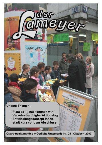 Der Lameyer - 2007 Nr.25 Oktober