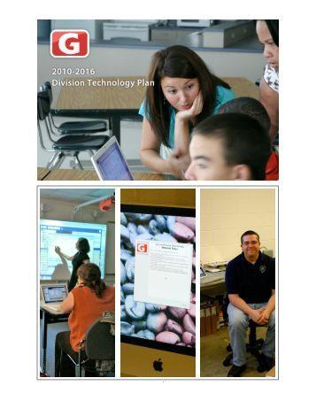 TechPlan Final 2010-16 - Goochland County Public Schools