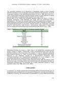 efficacy of ciprofloxacin and enrofloxacin in the - World Rabbit ... - Page 4