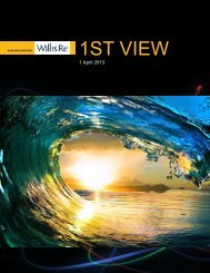 Executive Summary - Willis