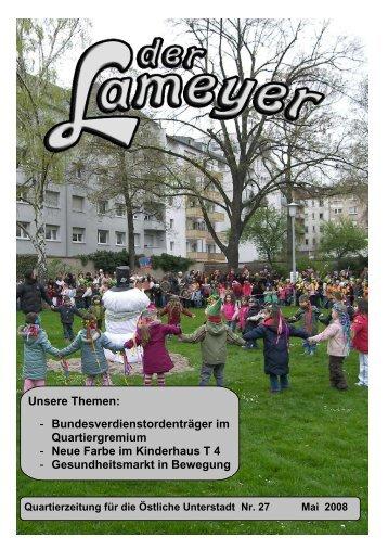 Der Lameyer - 2008 Nr.27 Mai