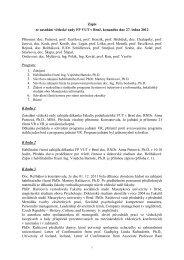 Zapis_leden_2012.pdf - Fakulta podnikatelská - Vysoké učení ...