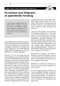 Nr. 2 - 2011 - Aarby Kirke - Page 6