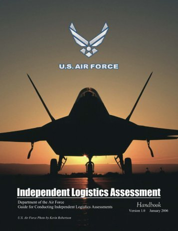 USAF ILA Handbook - ACC Practice Center - Defense Acquisition ...