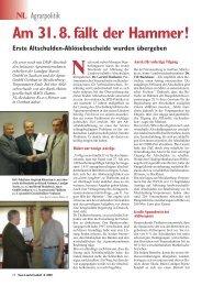 Neue Landwirtschaft 08-2005; S. 74-75 - Heft 8/2009 S. 314