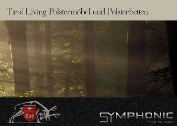 Tirol Living Polstermöbel und Polsterbetten