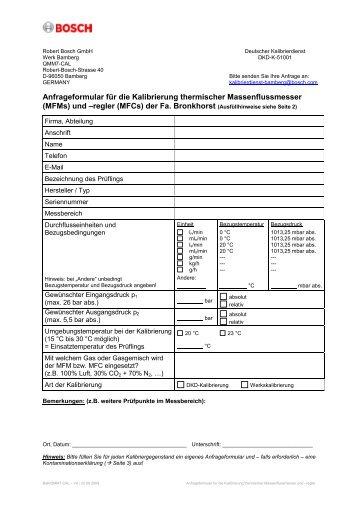 Anfrageformular für individuelle Beratung - Brinkmann Energiezufuhr