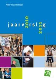 Jaarverslag 2010-2011 - Avs