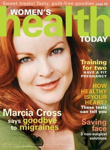 Winter 2007 (PDF 4.8 MB) - Women's Health Experience