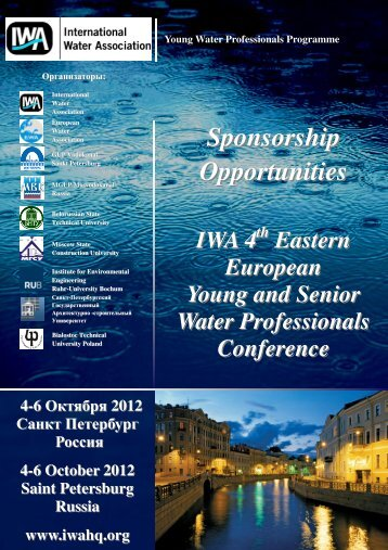 Sponsorship opportunities - IWA