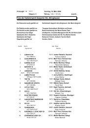 Preis der Hartsteinwerk Gasperini AG, Attinghausen