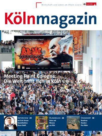 Meeting Point Cologne: Die Welt trifft sich in Köln S. 16 - Stadt Köln