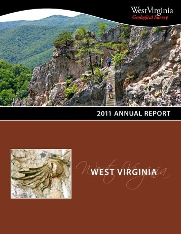2011 AnnuAl RepoRt - West Virginia Department of Commerce