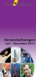 Veranstaltungen - Stadt Frechen