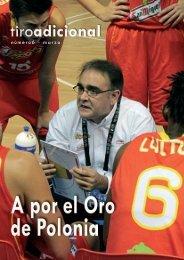 Tiro Adicional 6 - Federacion Española de Baloncesto
