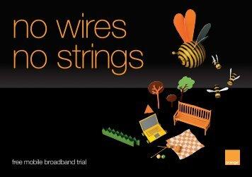 free mobile broadband trial